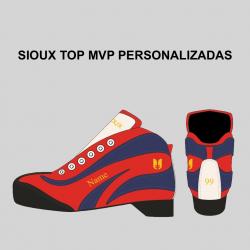 BOTAS SIOUX TOP MVP PERSONALIZADAS